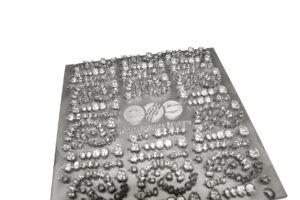 EOS Metal printing of dentures