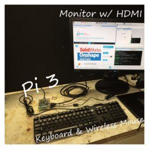 Raspberry Pi Setup for CAD and Onshape