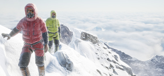 The Everest Experience in VR