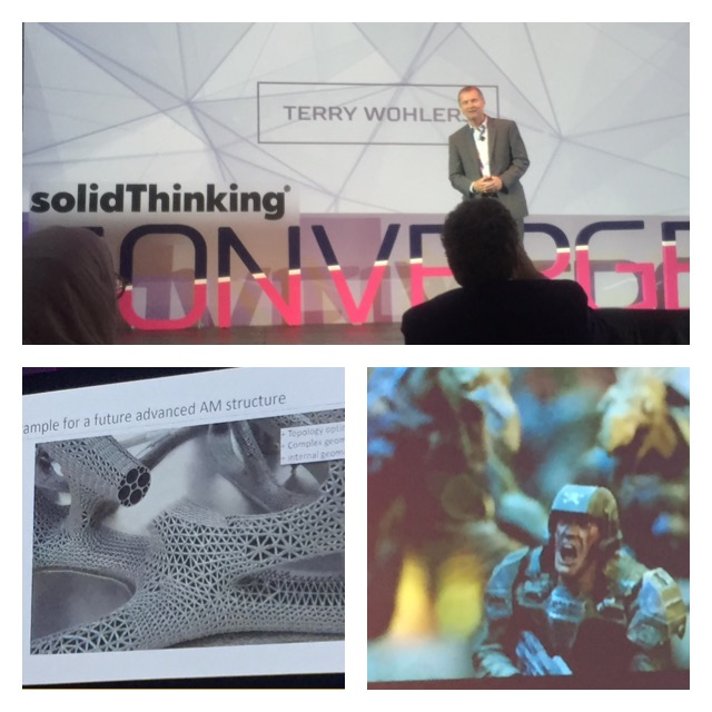Additive manufacturing at solidThinking Converge