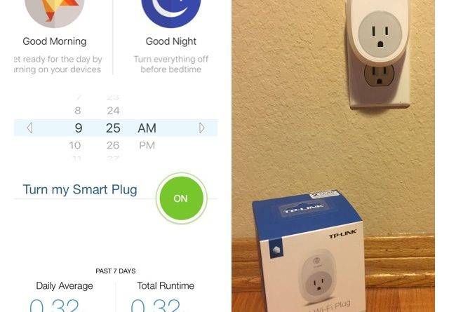 Wifi Plug with easy setup for a smart home