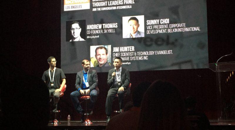 Recap From TechWeek LA IoT and Investor Panel